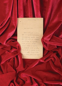 Scrisoare Eminescu